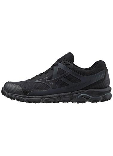 Mizuno Wave Daichi 5 Gtx Erkek Koşu Ayakkabısı Siyah Siyah
